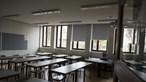 Pais e alunos encerraram escola de Leça da Palmeira para exigir obras