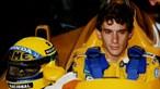 Piloto Ayrton Senna imortalizado com escultura na sede do ACP