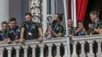 Campeões europeus de Futsal aclamados em Lisboa