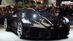 É modelo único da Bugatti e custa 11 milhões de euros. Este carro pode ser de... Ronaldo