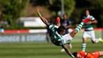 Sporting faz resultado histórico ao marcar oito golos frente ao Belenenses