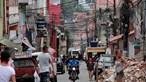 Favelas do Rio de Janeiro sem recursos básicos para enfrentar coronavírus