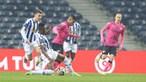 FC Porto vence Moreirense no Dragão e ultrapassa Benfica que só joga amanhã