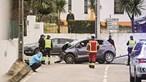 Menino morre em acidente após ser raptado pela mãe em Rio Maior. Irmã bebé está em coma