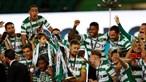 O percurso do Sporting até ao título: Liderança desde a sexta jornada e momento decisivo em Braga