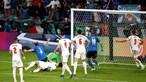 Federação e primeiro-ministro britânico condenam insultos racistas contra jogadores na final do Euro 2020