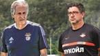 Futuro de Jorge Jesus no acesso à Liga dos Campeões nas mãos de Rui Vitória