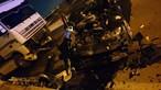 Homem morre em colisão entre carro e camião no Seixal
