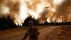 Mais de mil bombeiros combatem incêndios na Grécia
