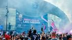 Messi é 'sonho realizado' para adeptos do PSG que já exigem a 'Champions'