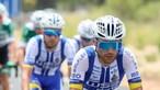 Rui Vinhas está a sofrer 'bastante' na Volta a Portugal. Ciclista acredita que a W52-FC Porto vai ganhar