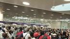 SEF em greve até dia 31 de agosto causa filas nos aeroportos