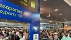 Greve dos inspetores do SEF gera caos no Aeroporto de Lisboa e atrasos de quatro horas