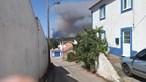 Fogo em Odemira evolui de forma inprevisível devido a 'vento forte' e há 'alguns montes' evacuados, diz autarca